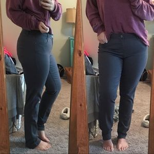 Style & Co Gray Skinny Jeans